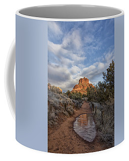 Bell Rock Beckons Coffee Mug