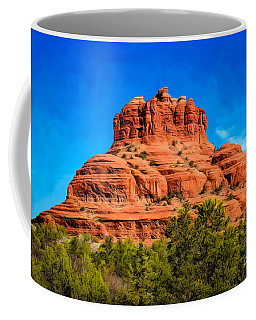 Bell Rock Tower Coffee Mug