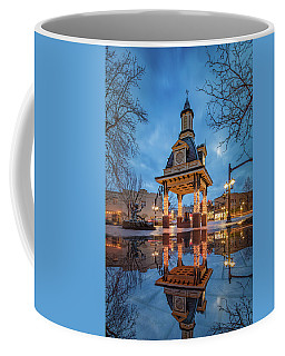 Bell Tower  In Beaver  Coffee Mug