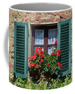 Bella Italian Window  Coffee Mug