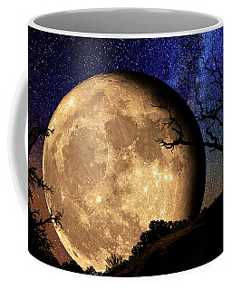 Bella Luna From Another World Coffee Mug