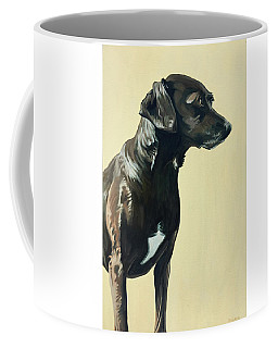 Bella Coffee Mug by Nathan Rhoads