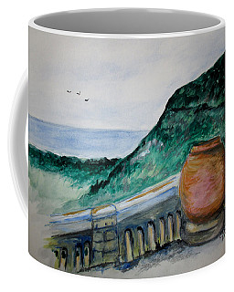 Bella Vista, Cumae Italy Coffee Mug
