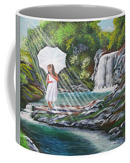 Bella Vista Coffee Mug by Luis F Rodriguez