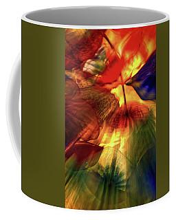 Bellagio Ceiling Sculpture Abstract Coffee Mug