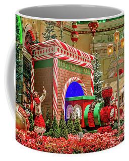 Bellagio Christmas Train Decorations And Ornaments Coffee Mug