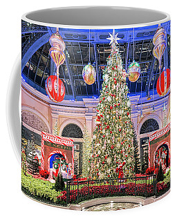 Bellagio Christmas Tree Wide 2016 Coffee Mug