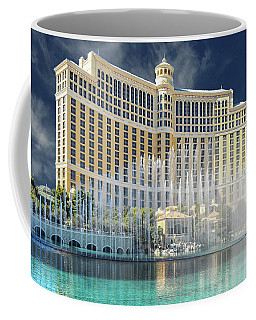Coffee Mug featuring the photograph Bellagio by Scott Cordell