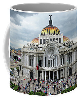 Bellas Artes Coffee Mug
