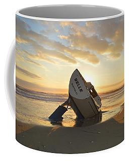 Belle At Sunrise Coffee Mug