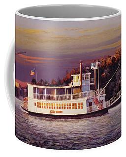 Belle Of Beaumont Coffee Mug