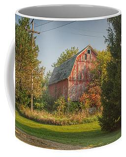 0028 - Belle River Red I Coffee Mug