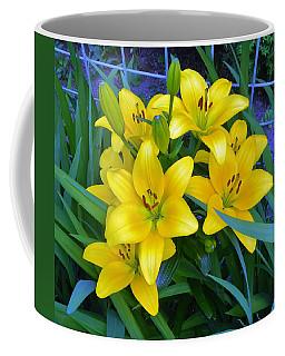 Bellingham Blooms Coffee Mug
