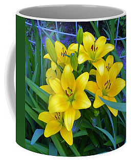 Coffee Mug featuring the photograph Bellingham Blooms by Rosanne Licciardi