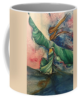 Belly Dancer With Wings  Coffee Mug