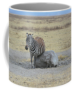 Belly Rub Rock Coffee Mug