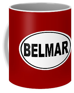 Coffee Mug featuring the photograph Belmar New Jersey Home Pride by Keith Webber Jr