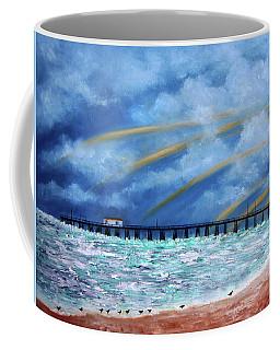Belmar's Fishing Pier Coffee Mug