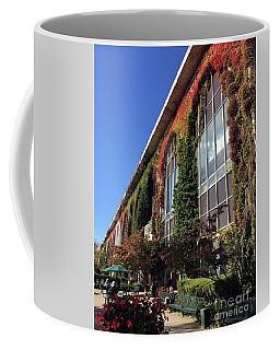 Belmont Park Grandstand Coffee Mug