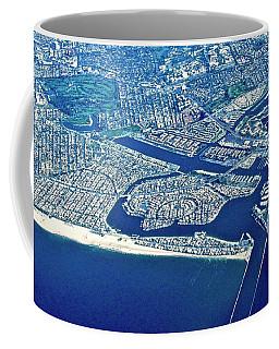Belmont Shore And Naples Coffee Mug