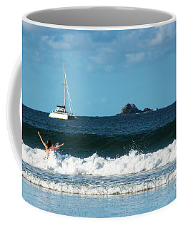 Belongil Beach Coffee Mug