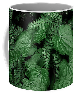 Below The Canopy Coffee Mug by Mike Eingle