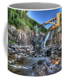 Below The Dam Coffee Mug