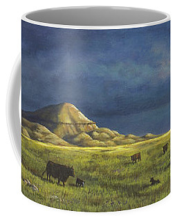 Belt Butte Spring Coffee Mug