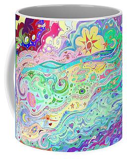 Beltaine Seashore Dreaming Coffee Mug