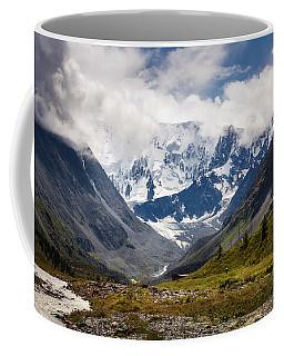 Belukha Mountain. Altay. Russia Coffee Mug