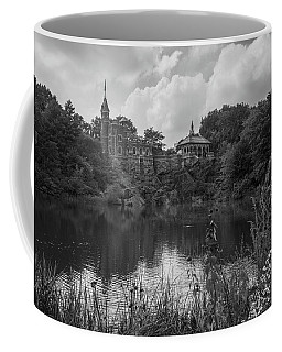 Belvedere Castle Central Park Nyc  Coffee Mug