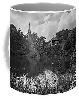 Belvedere Castle Central Park Nyc  Coffee Mug