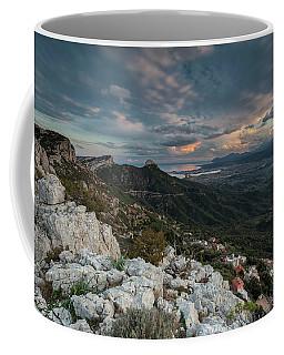 Belvedere Of Baunei Coffee Mug