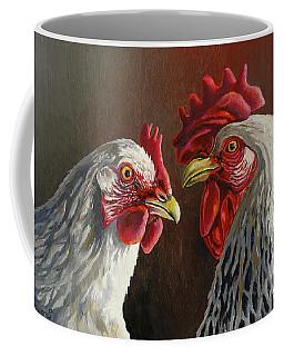 Ben And Sylvia Coffee Mug