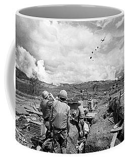 Ben Het Green Beret Air Drop Coffee Mug