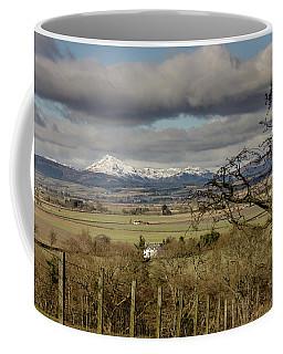 Ben Ledi Across The Carse Coffee Mug by RKAB Works