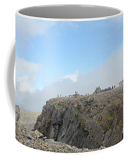 Coffee Mug featuring the photograph Ben Nevis by David Grant