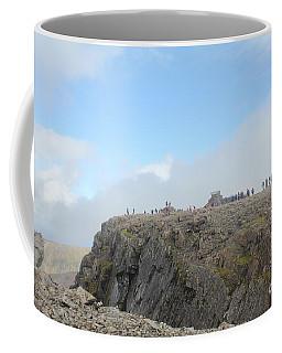 Ben Nevis Coffee Mug by David Grant