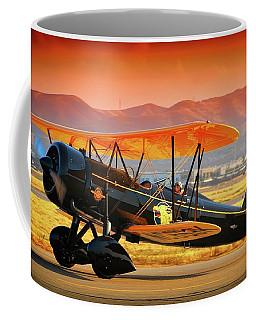 Ben Scott's Stearman Speedmail 4e Version 2 Coffee Mug