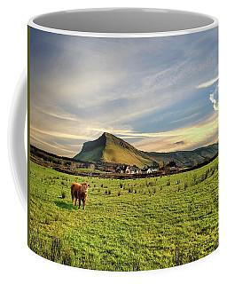 Benbulben From Henry's Bar Coffee Mug