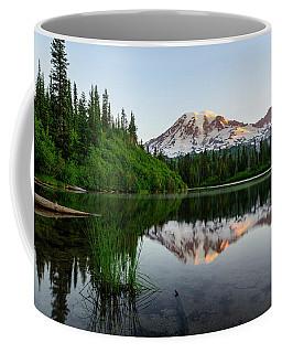 Bench Lake Coffee Mug