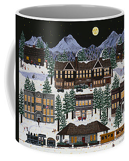 Bend @ Night Coffee Mug