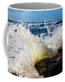 Wave Bending Backwards Coffee Mug