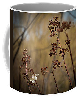 Bending In The Wind Coffee Mug