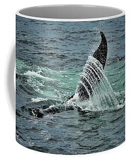 Bending The Water Coffee Mug