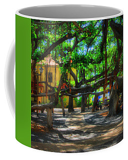 Beneath The Banyan Tree Coffee Mug