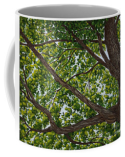 Beneath The Boughs Coffee Mug