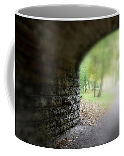 Beneath The Bridge Coffee Mug