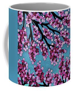 Beneath The Cherry Coffee Mug