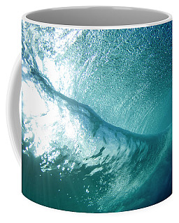 Beneath The Curl Coffee Mug